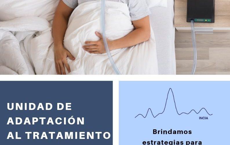 Unidad de adaptación al tratamiento con CPAP
