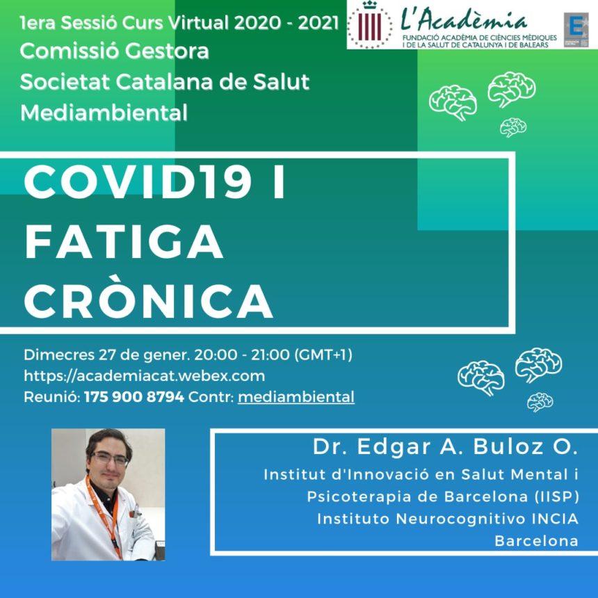 Damos la bienvenida al Dr. Edgar A. Buloz O. al Instituto INCIA